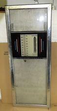 Consolidated Movie Studio Drive-Inn Movie Poster Frame Display Case+Thermometer