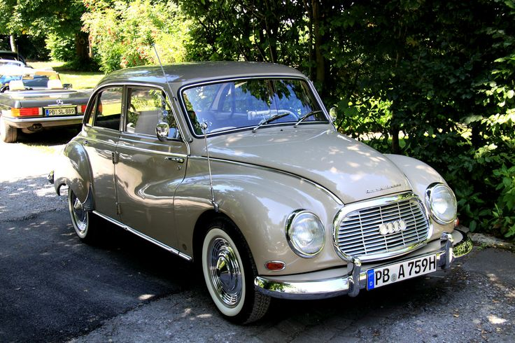 Auto Union DKW 1000 S | Flickr - Photo Sharing!