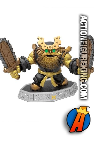 Skylanders Imaginators Master CHAIN REACTION 2016 figure. Visit our website for a full line of Skylanders Imaginators figures and collectibles including pricing and availability.