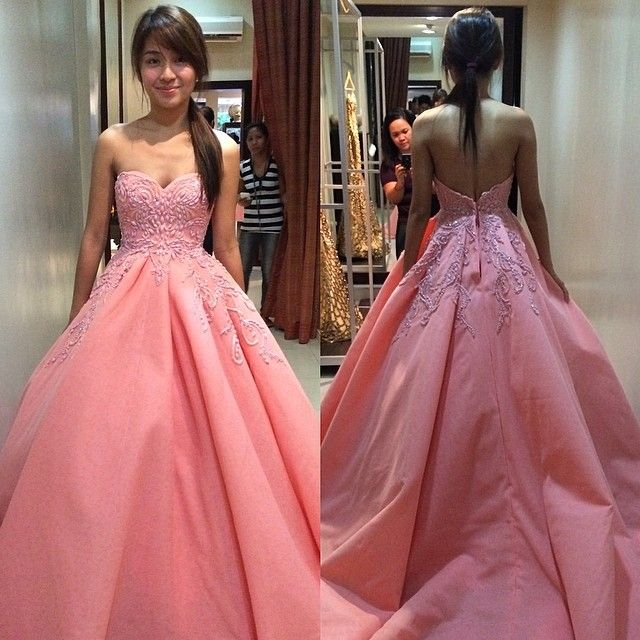 pictures dresses prom 2018 ph