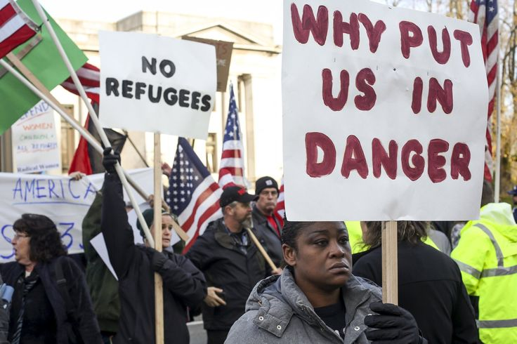 The Price of Resettling Refugees in America Politically Short