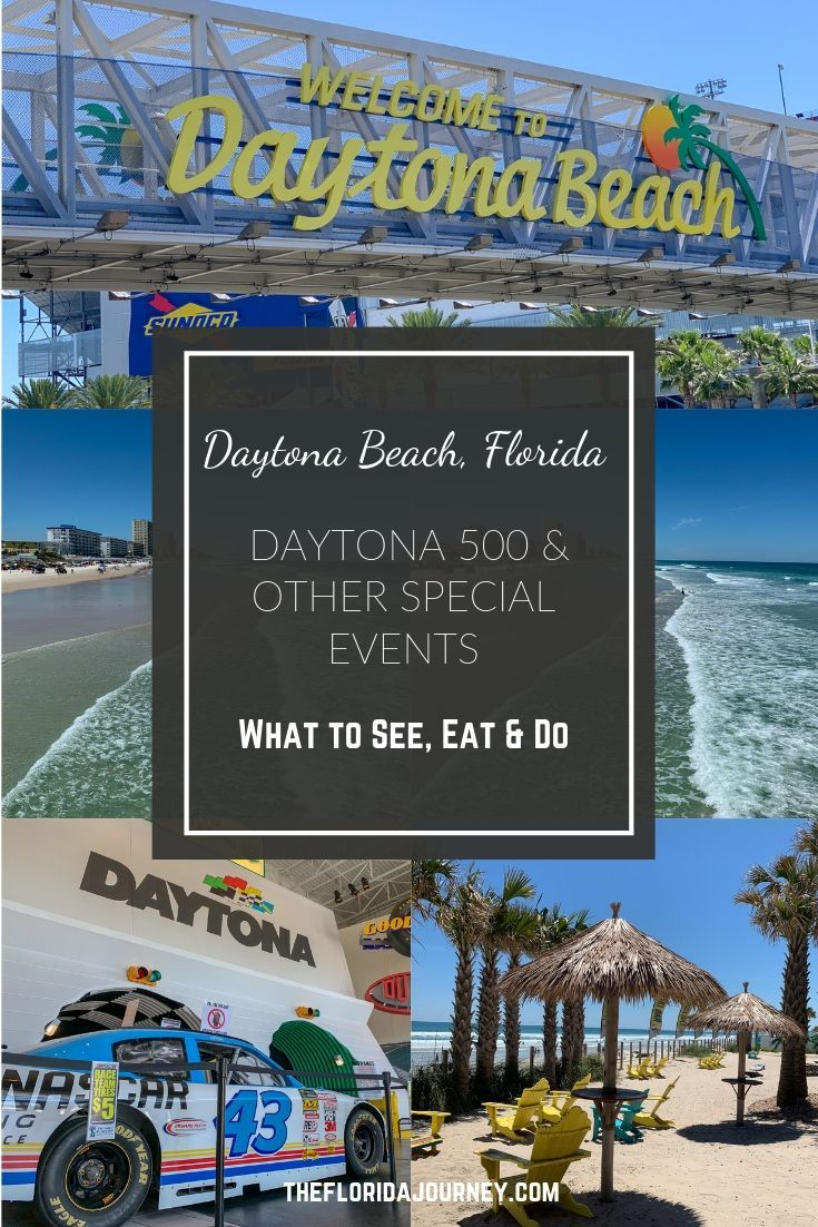 Daytona Beach Florida During