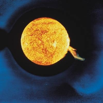 All about sunspots and how the Sun's activity affects YOUR weather.