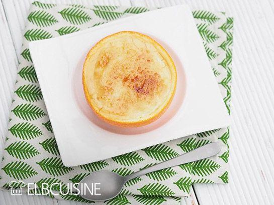 WeihnachtlicheCrème brûlée aus der Orange – eine Idee für das Weihnachtsmenü. Steht die Planung für euer Festtagsmenü und das Weihnachtsdessert schon? Gibt es traditionell bei euch das Gleiche oder lasst ihr euch dieses Jahr mal neu inspirieren? I ...