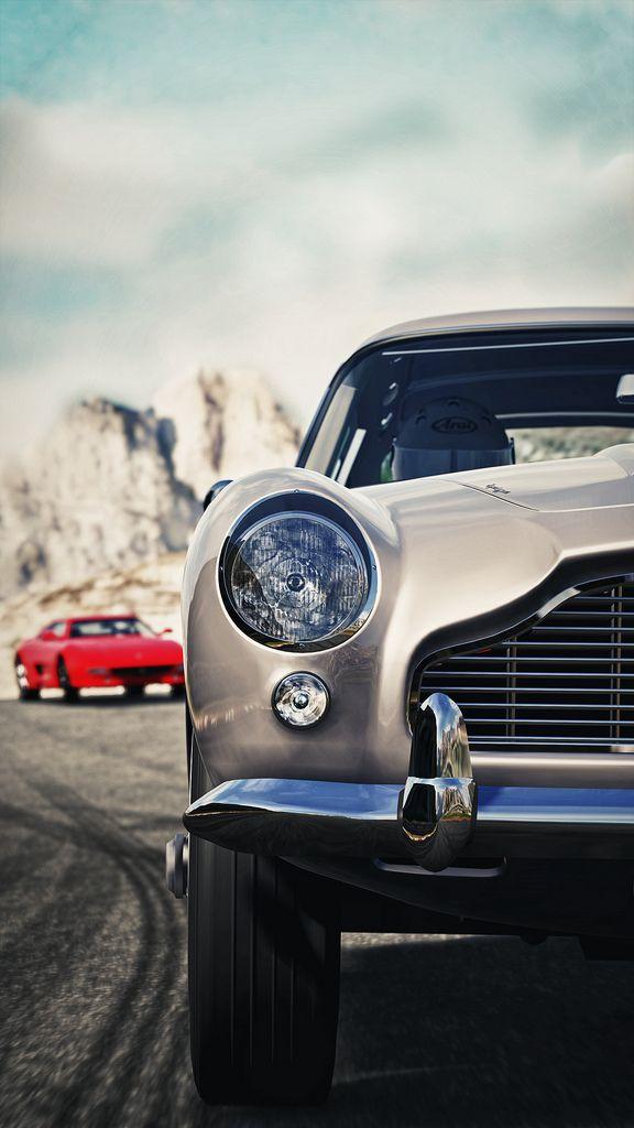 #Aston Martin DB5 #ClassicCar #QuirkyRides.com