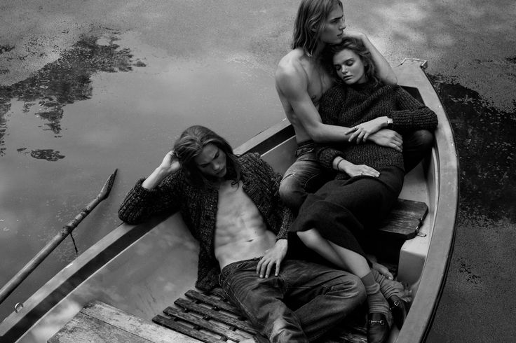 dérives sentimentales: marthe wiggers, ton heukels and emil andersson by alvaro beamud cortes for stylist france october 2015 | visual optimism; fashion editorials, shows, campaigns & more!