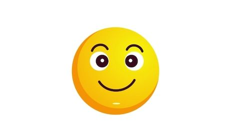 Similar Stock Videos Of Loopable Animation Of A Smiling And Being Satisfied 1033816853 Shutterstock Gambar Lucu Lucu Ide Ruang Kelas