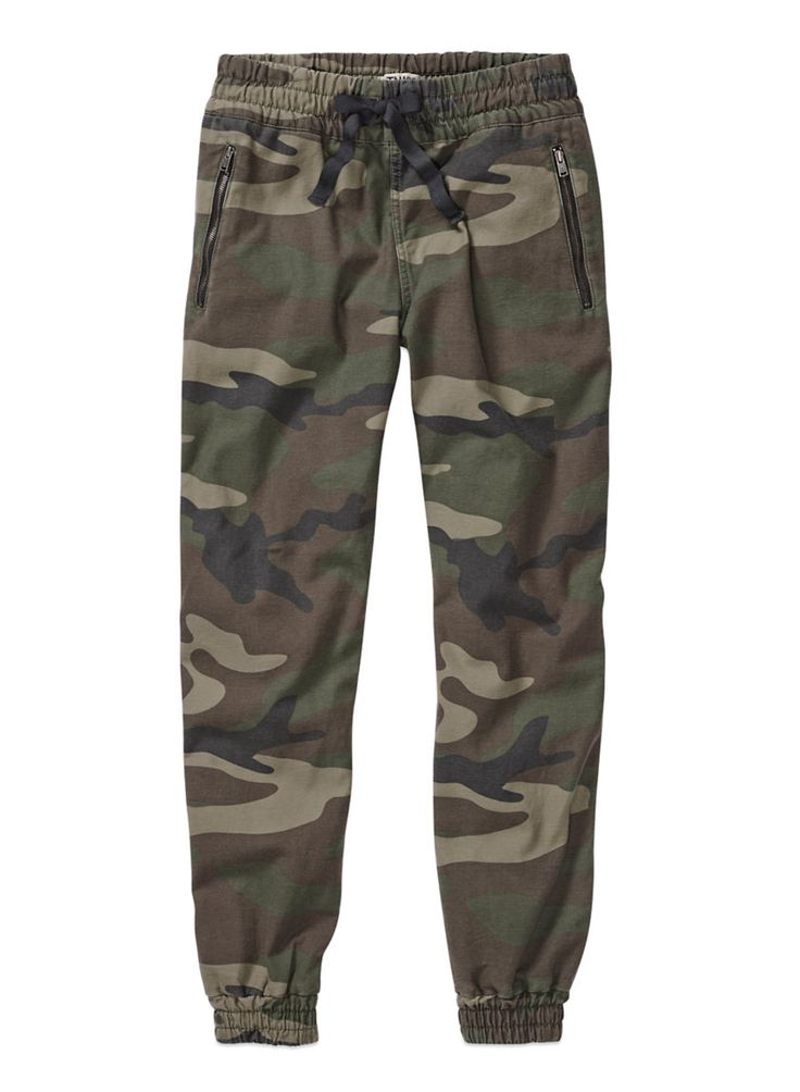 TNA ALIX PANT - Camo joggers for when you need to go undercover and stuff