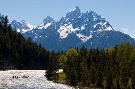 Grand Teton Adventures