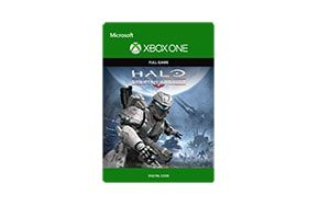 Halo: Spartan Assault for Xbox One Download Code features action set between Halo 3 and Halo 4.