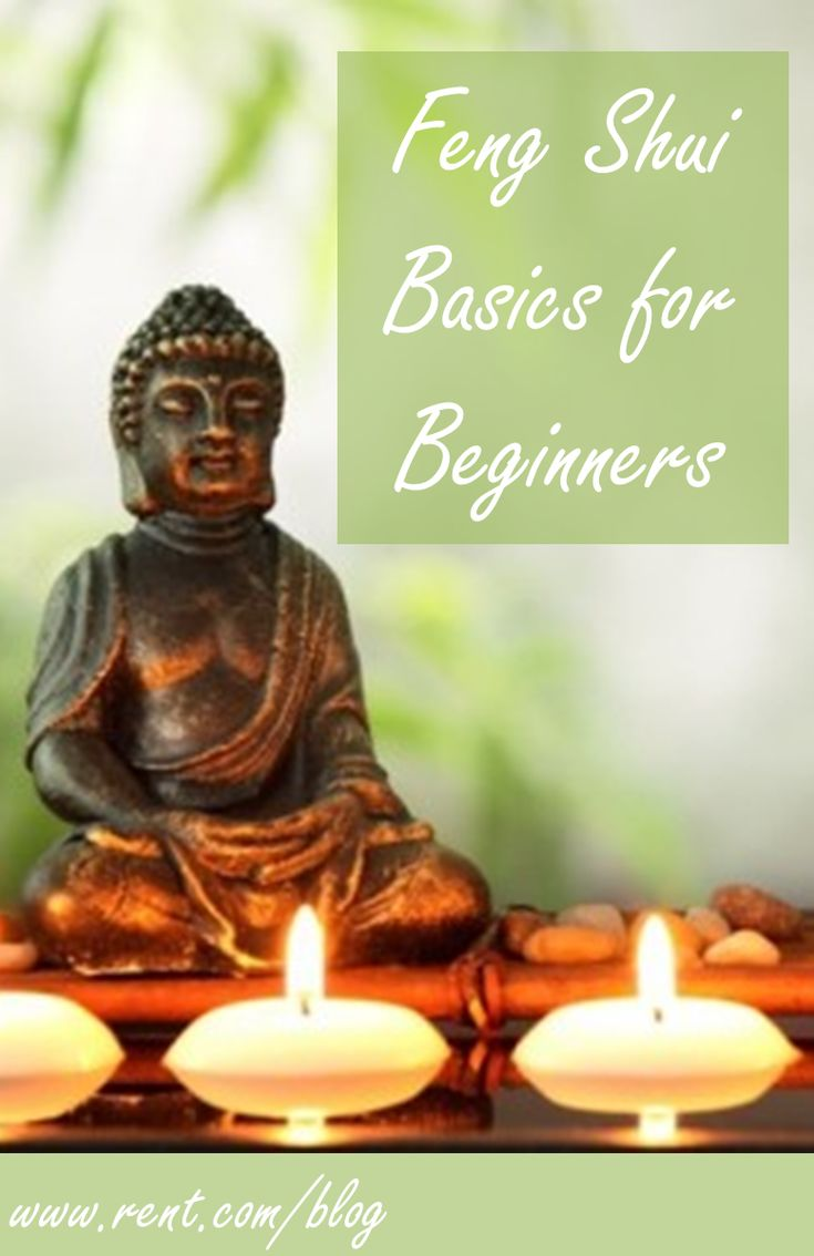 Learn how to incorporate basic feng shui concepts into your #apartment #decor.
