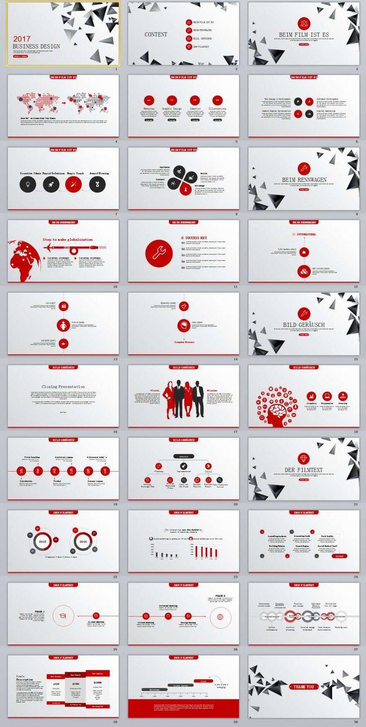 2017 Business Design PowerPoint templates