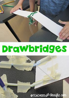 STEM Challenge: The main materials will include unsharpened pencils! Can you…