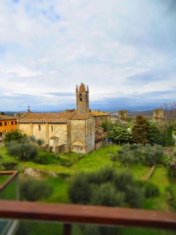 Monteriggioni - Siena - Tuscany