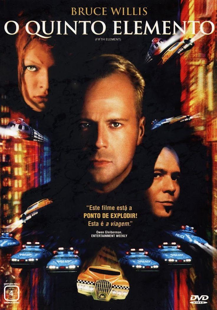 Um filme de Luc Besson com Bruce Willis, Gary Oldman : No século XXIII, um motorista de taxi (Bruce Willis) de Nova York se envolve em uma aventura na qual tem de deter um ser demoníaco que percorre a galáxia a cada 5000 anos. Se nada for feito a Terra será destruída, mas para isto ele precisa encontr...