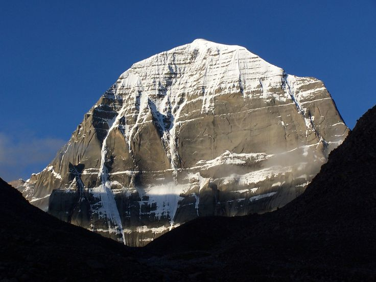 Mount Kailash. Rumored to have been unreachable to humans for ages, now remains as a trek for people across the globe. Human spirit is indomitable. #MustiXiGO
