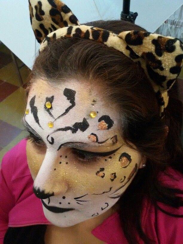Maquillaje felino!! ☆1☆