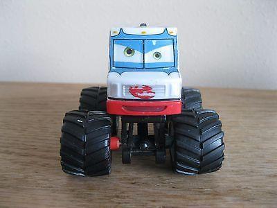 Disney Pixar Cars Toons I-SCREAMER Ice Cream Monster Truck Plastic