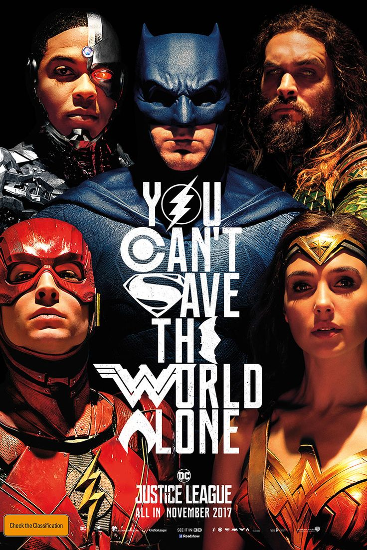 Justice league free