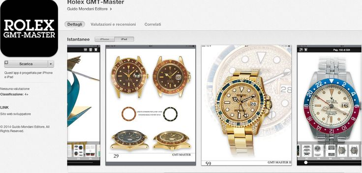 Rolex GMT-Master for iPhone & iPad        http://www.collectingwatches.com/rolex-gmt-master-iphone-ipad/