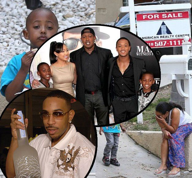 Mathew Knowles' Mistress Homeless, Ludacris Loses $35k custody Battle & Master P Kidnaps his Kids