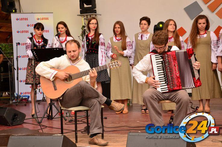 Gorlice24.pl...i wiesz wszystko - Płonie Łemkowska Watra