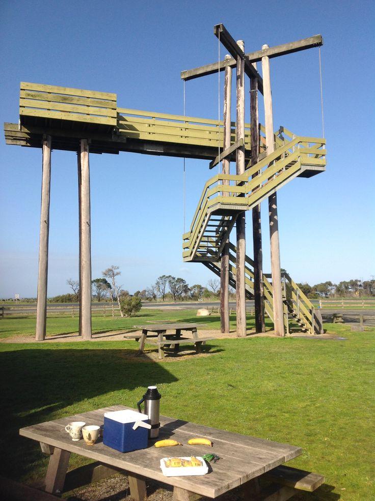 Swamp tower