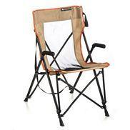 QUECHUA ARMCHAIR ARPENAZ COMFORT Folding Chair for adventure on damroobox