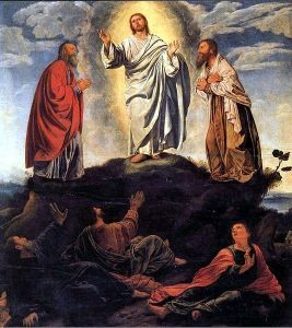 transfiguration luminous mysteries.  a guided meditation through the rosary's mysteries.  Part of a series of 6 from Catholic Majority