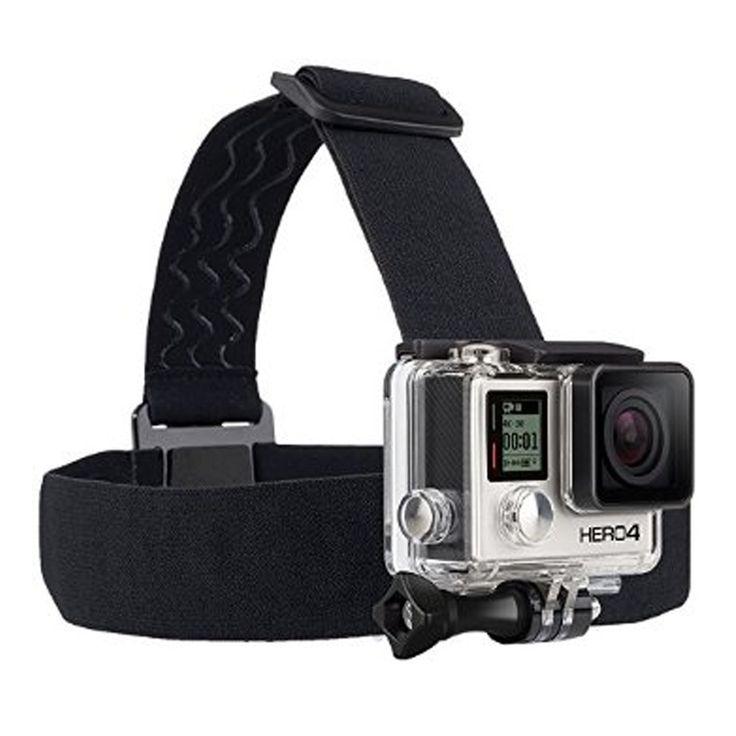 GoPro Head-Strap Camera Mount - $8.99. https://www.tanga.com/deals/1a3aae8720f8/gopro-head-strap-camera-mount
