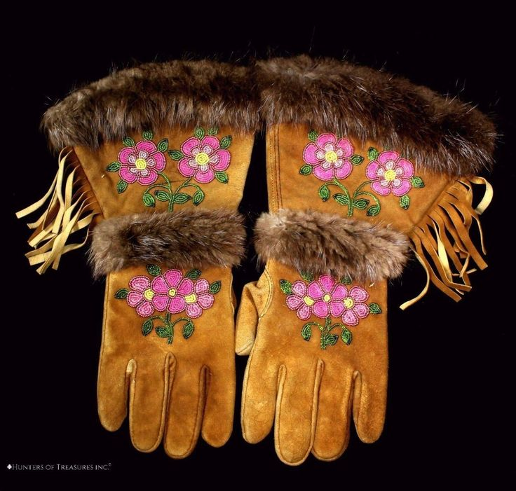 http://www.ebay.com/itm/Old-Native-American-Northern-Plains-Cree-Indian-Beaded-Gauntlets-Gloves-Beadwork-/232182319058?hash=item360f2507d2:g:j14AAOSwA3dYW3Z-