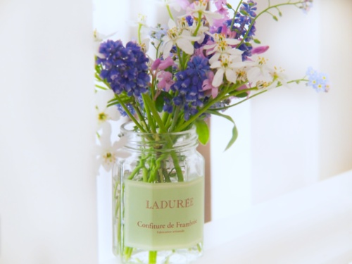 simple, perfectSecret Gardens, Display Flower, In A Jars, Simple Chic, Bouquets, Wild Flower In Jam Jars, Flower Power, Fresh Flower, Pretty Thoughts