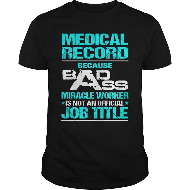 MEDICAL RECORD T-Shirts, Hoodies. BUY IT NOW ==► Funny Tee Shirts