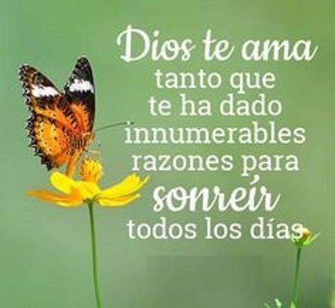 Dios quiere lo mejor para ti y solo busca que confíes en el para llevarte hacia el camino correcto <3