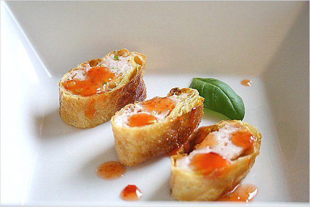 Vietnamese Tau Hu Ky Recipe (Bean Curd Skin with Shrimp)