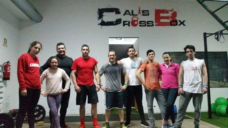 Crossbox Fitness Journal: Workout de la journée, dimanche 170129 - Crossbox Journal de remise en forme