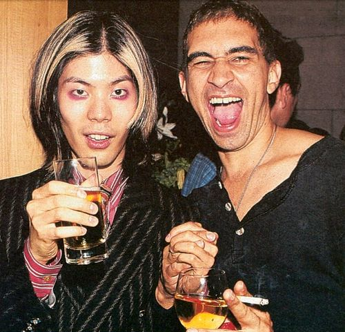 James Iha and Pat Smear | Smashing Pumpkins and Foo Fighters/Germs