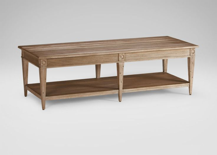 Ethan Allen Swenson Coffee Table Coffee Tables Pinterest Shops Coffee And Coffee Tables