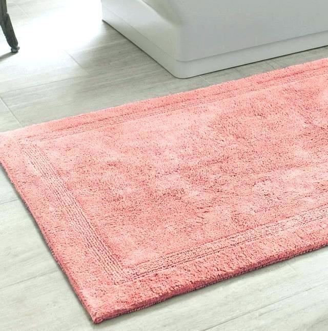 Agreeable Coral Colored Rugs Figures Fresh Coral Colored Rugs And Coral Bathroom Rugs Coral Bathroom Bathroom Decor Colors Pink Bathroom Decor Coral Bathroom