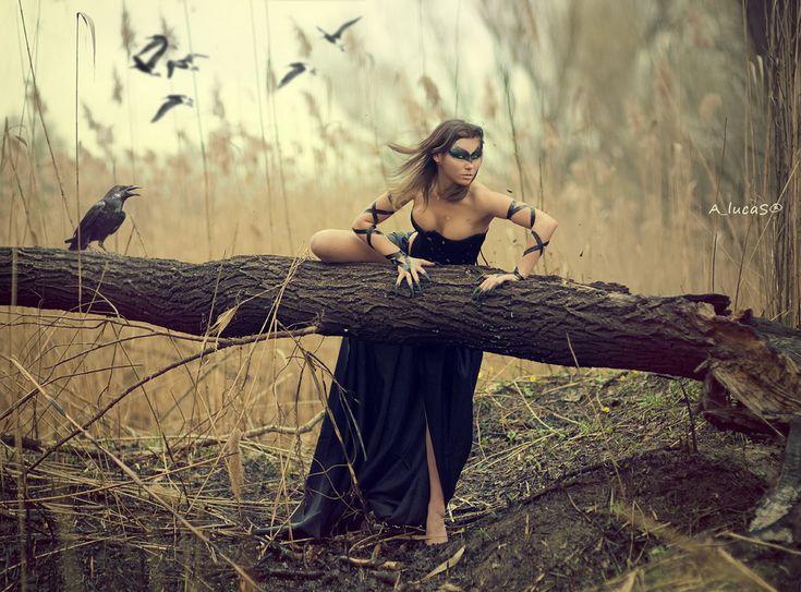 фотосессия ведьма в лесу: 14 тыс изображений найдено в Яндекс.Картинках