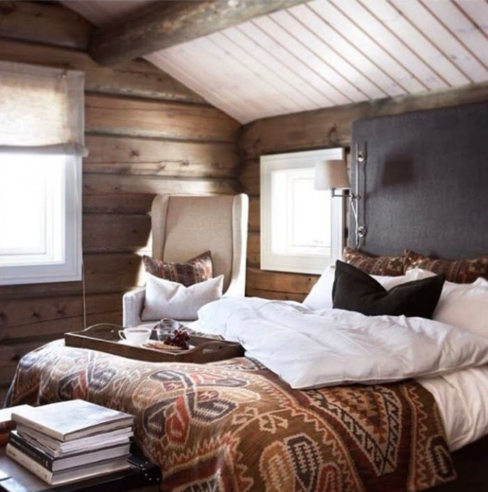Christmas Holiday in a Norwegian mountain cabin
