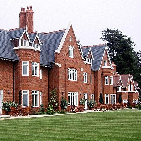 Residential Development in Finchampstead  Berkshire, England