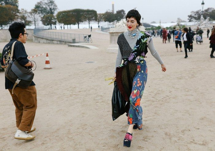 The Biggest Street Style Trends of 2017 - Vogue