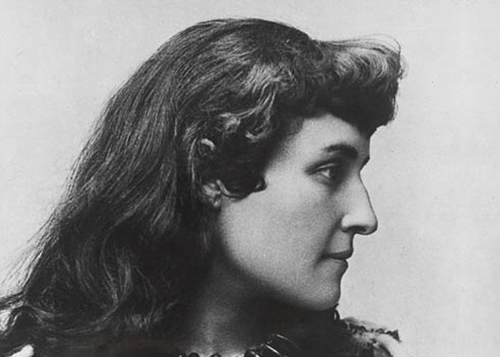"E. Pauline Johnson (Tekahionwake) 1861-1913 - Poet The daughter of a Mohawk chief and an Englishwoman, E. Pauline Johnson is best known for the poetry she wrote celebrating her Aboriginal heritage. During her career, Johnson adopted her Aboriginal grandfather's name, Tekahionwake, meaning ""double wampum."" Between 1892 and 1910, Johnson undertook a series of speaking tours in Canada, the United States and England and travelled across Canada giving poetry readings in many remote settlements…"