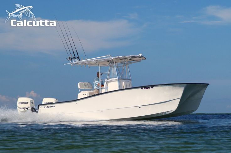 Calcutta 263- Offshore Fishing Catamaran, Power Catamaran