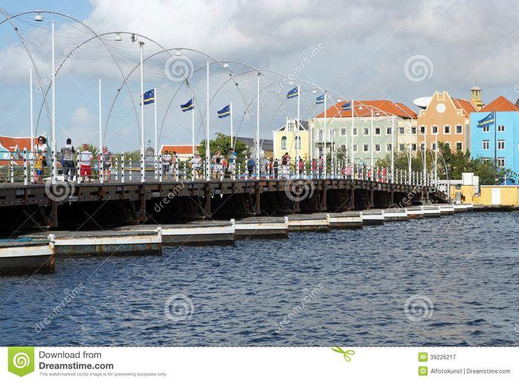Willemstad, Curacao, ABC-Eilanden Redactionele Fotografie ...