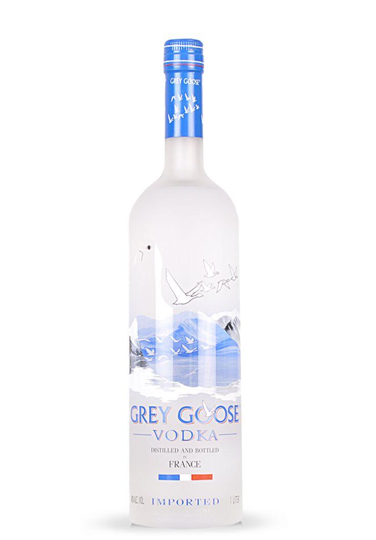 Vodka Grey Goose (1L) - SmartDrinks.ro