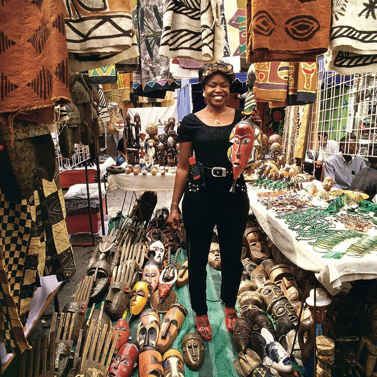 Capetonians love a great outdoor market. The old farmers' market has received a serious upgrade, and nowadays South Africans of all stripes—young, old, hipster, hippie, black, white, Indian—gather at one of the city's most popular weekly affairs, where they spend the afternoon stocking up on fresh produce, ordering some lunch, and even browsing vintage or locally made glasses, skirts, shoes, and bracelets. Many folks just come out for the scene, to people watch, enjoy music, and grab a…