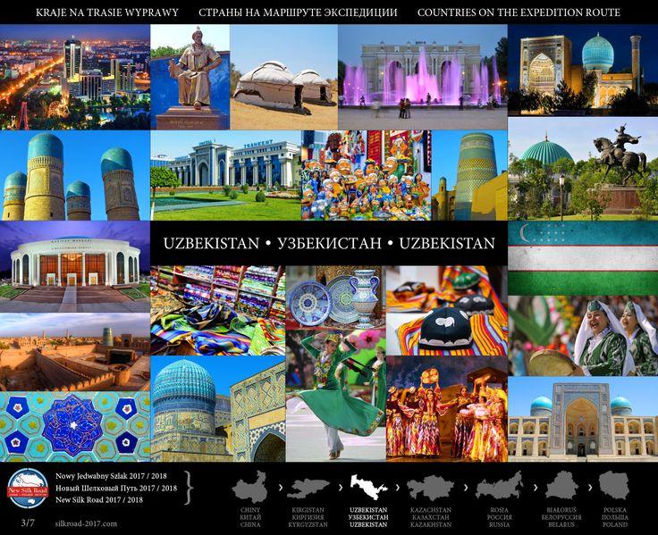 Uzbekistan - Узбекистан