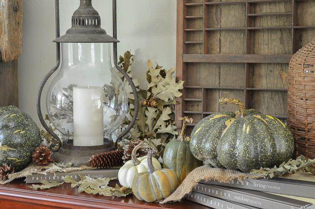 Leia este para descobrir maneiras simples e baratas para tornar a sua casa acolhedora e confortável neste outono!  ||  www.andersonandgrant.com